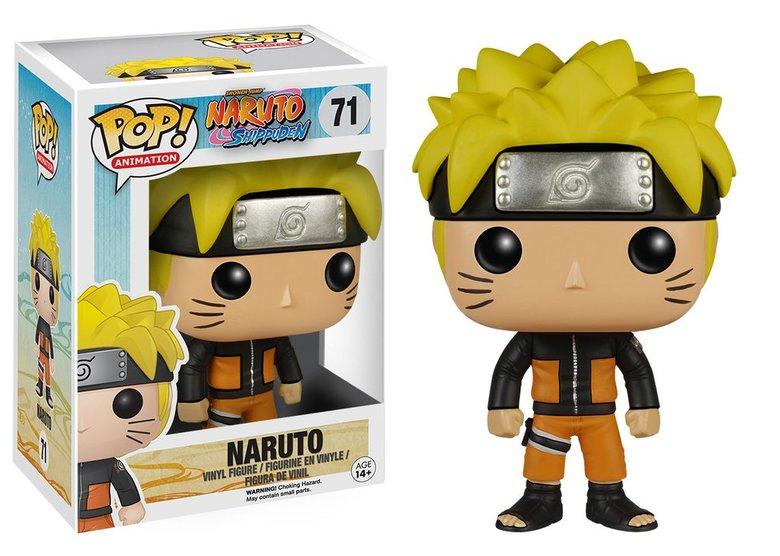 Фигурка Funko POP! Vinyl: Naruto Shippuden: Naruto