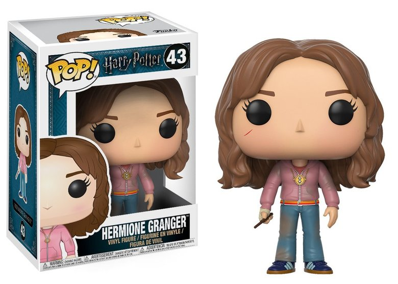 Фигурка Funko POP! Vinyl: Harry Potter: Hermione w/ Time Turner