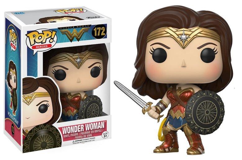Фигурка Funko POP! Vinyl: DC: Wonder Woman: Wonder Woman