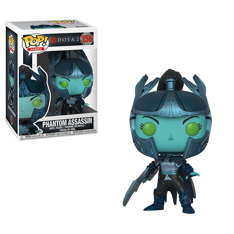 Фигурка Funko POP! Vinyl: Games: Dota 2 S1: Phantom Assassin w/ Sword