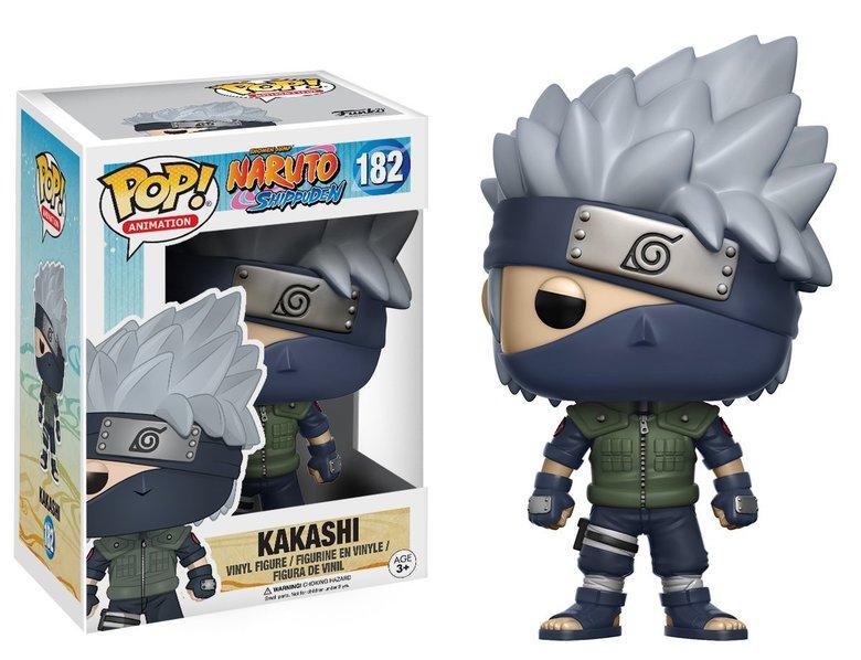 Фигурка Funko POP! Vinyl: Naruto Shippuden: Kakashi