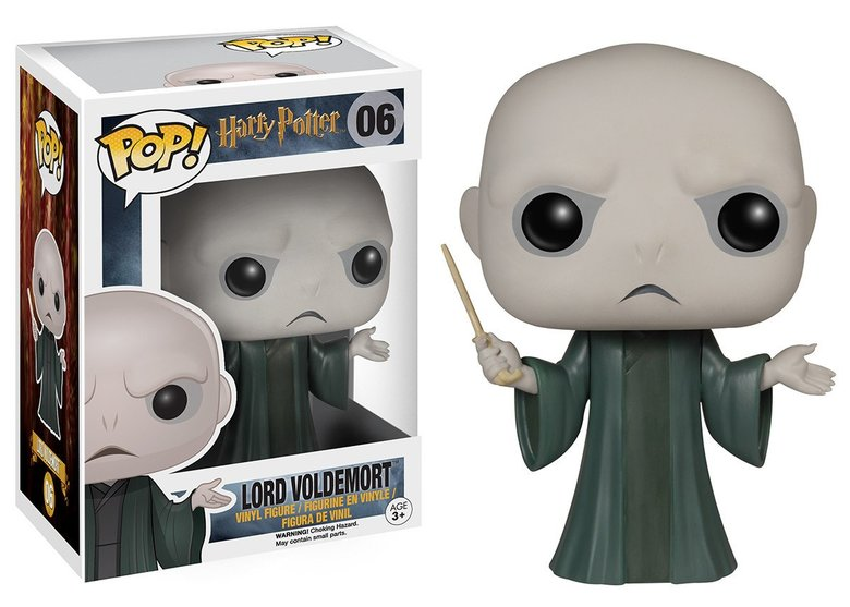 Фигурка Funko POP! Vinyl: Harry Potter S6: Voldemort w/ Nagini (Эксклюзив)