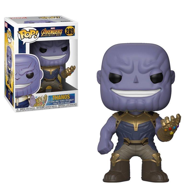 Фигурка Funko POP! Bobble: Marvel: Avengers Infinity War: Thano