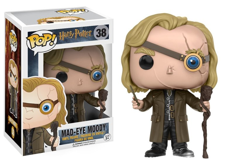 Фигурка Funko POP! Vinyl: Harry Potter: Mad-Eye Moody