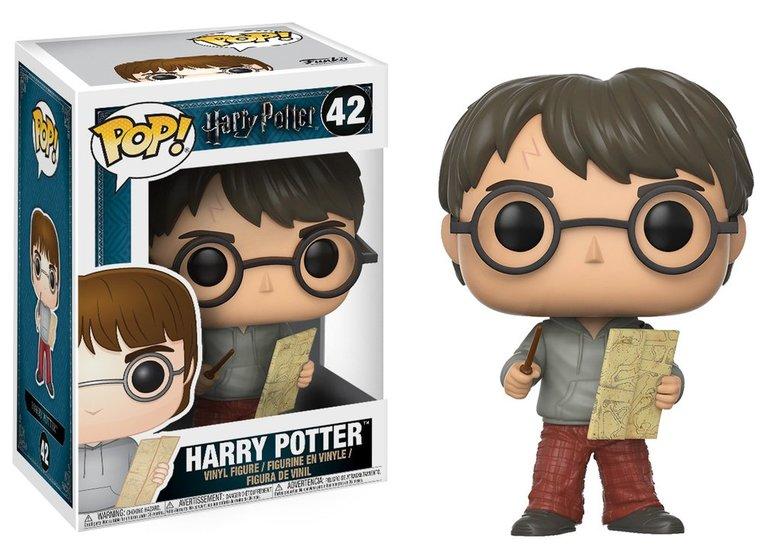 Фигурка Funko POP! Vinyl: Harry Potter: Harry w/ Marauders Map