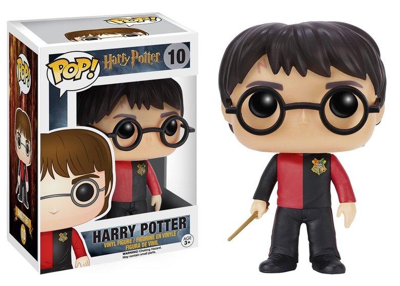 Фигурка Funko POP! Vinyl: Harry Potter: Harry Triwizard