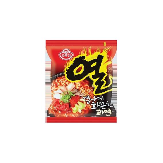 """Лапша быстрого приготовления """"Yeul Ramen"""" со вкусом свинины"""