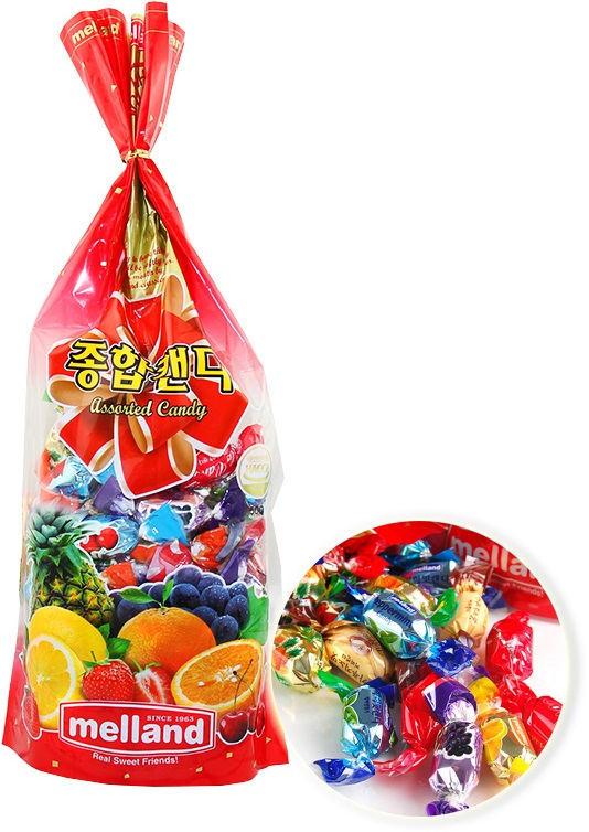 "Карамель ассорти ""New Assorted Candy"""