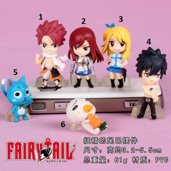 Фигурка Хвост Феи/Fairy Tail (8)