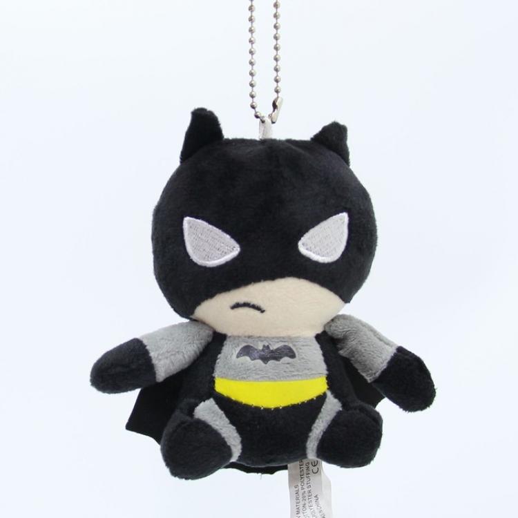 Мягкий брелок Бэтмен