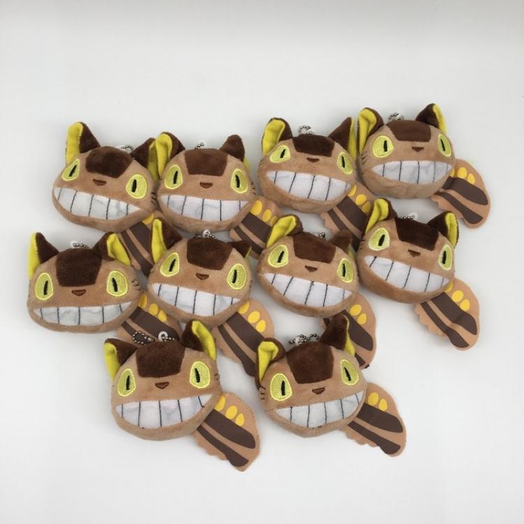 Мягкий брелок Тоторо/Totoro (Котобус)