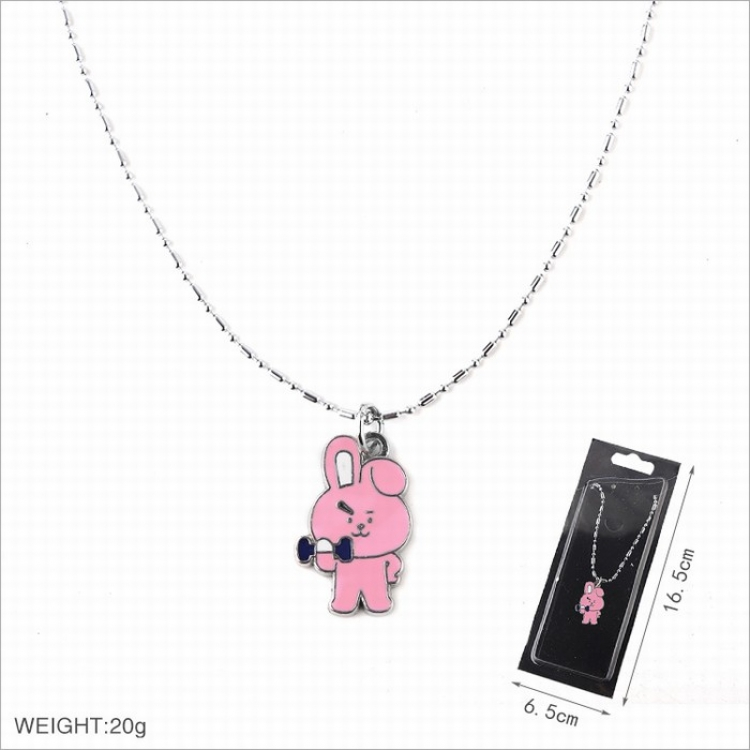"Кулон bt21 ""Cooky"""