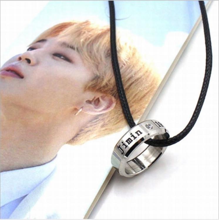 """Кулон - кольцо """"BTS"""" Jimin"""