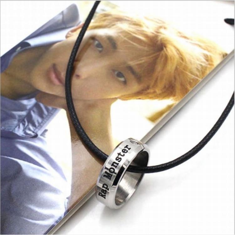 Кулон - кольцо BTS RM