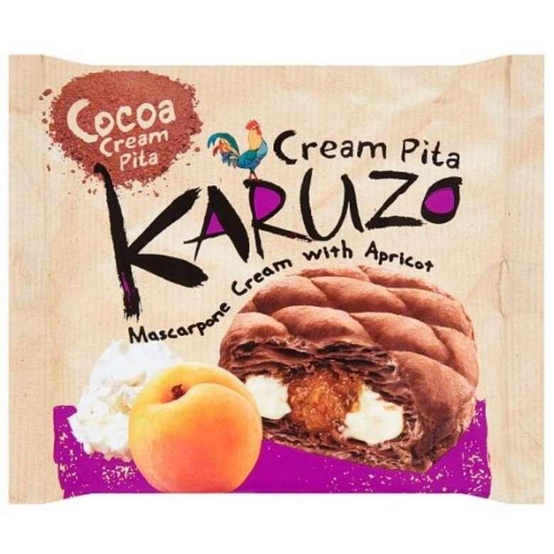 Пирожное Karuzo Mascarpone&Apricot cream