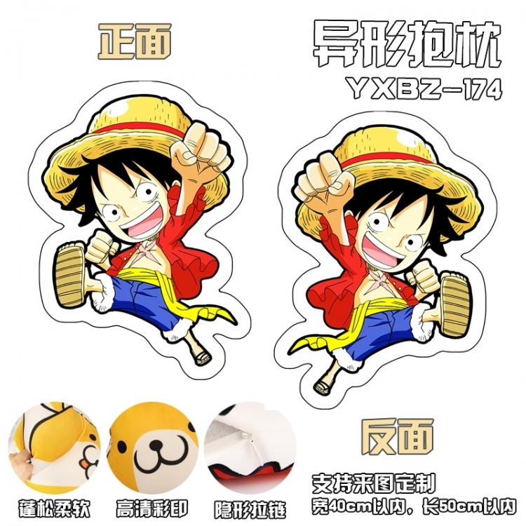 "Подушка ""One Piece"" Luffy"