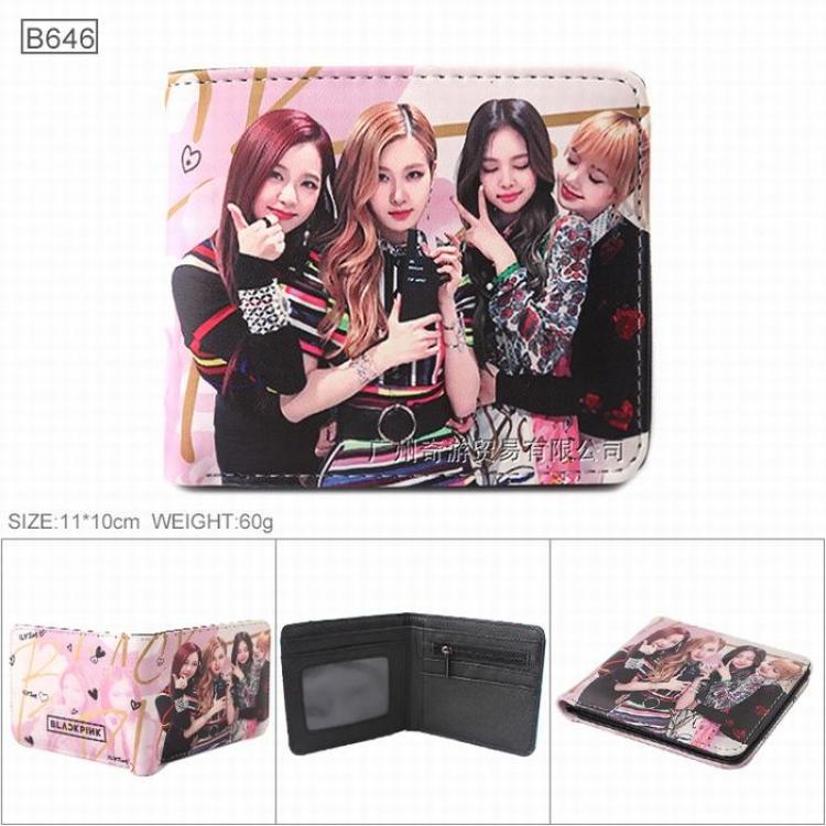 Кошелёк Black Pink (2)