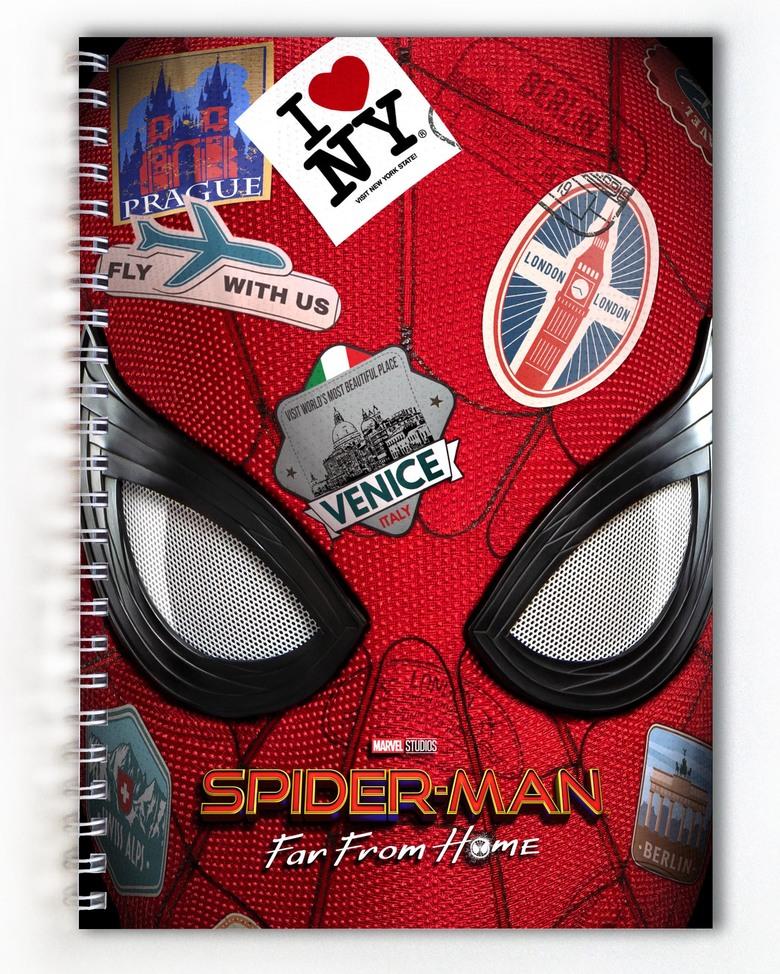 Тетрадь Человек Паук/Spiderman (2)