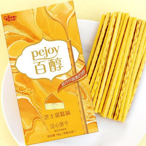 Хлебные палочки «Pejoy» со вкусом чизкейка