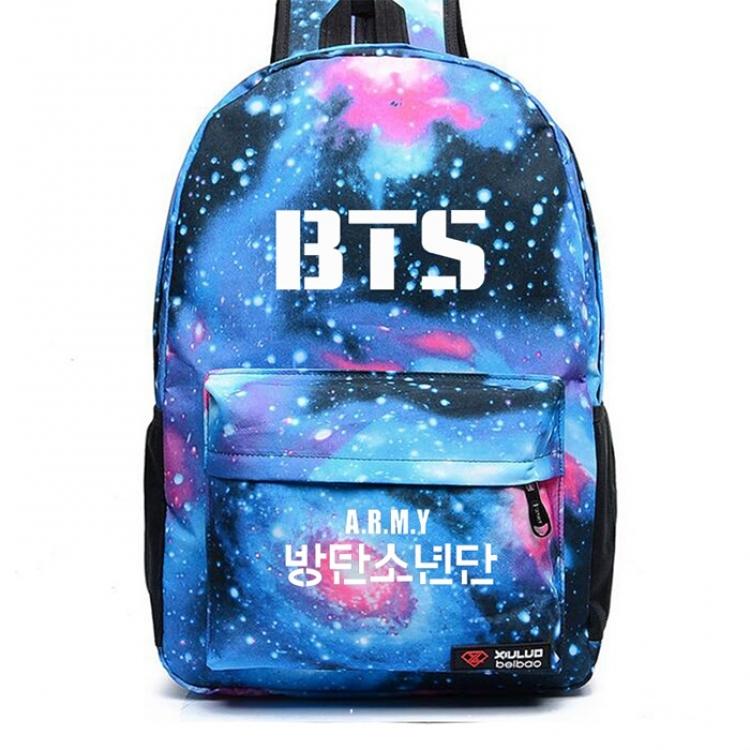 Рюкзак BTS galaxy