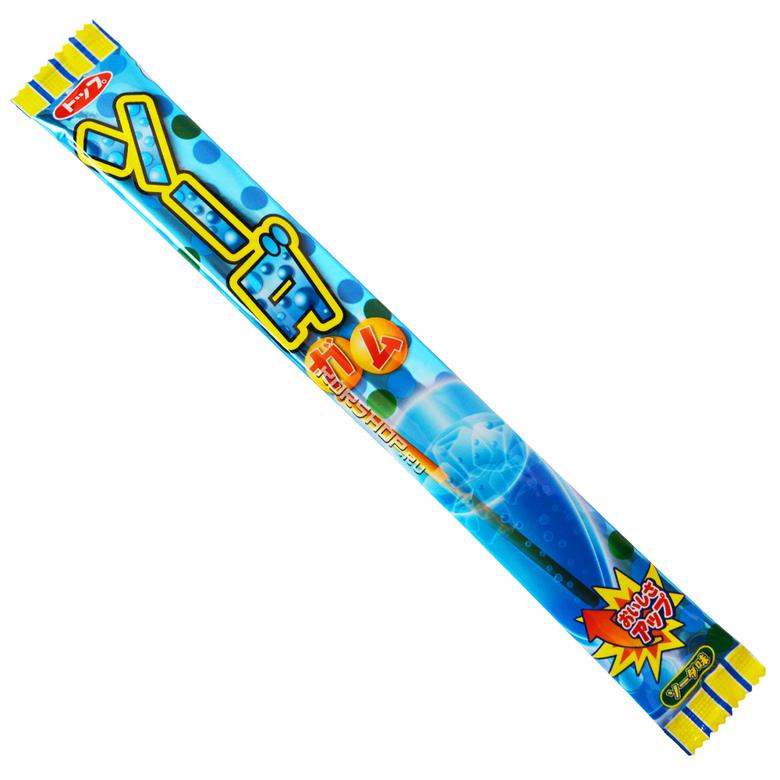 Top Seika жевательная резинка-тянучка, со вкусом содовой