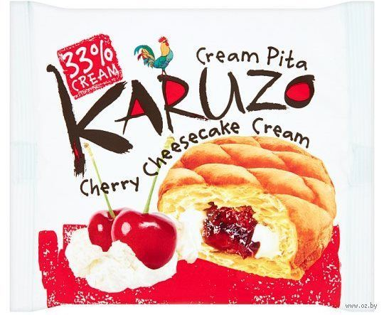 Пирожное Karuzo Cherry cheesecake