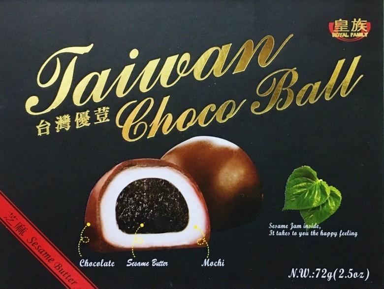 Моти Кунжут в шоколаде