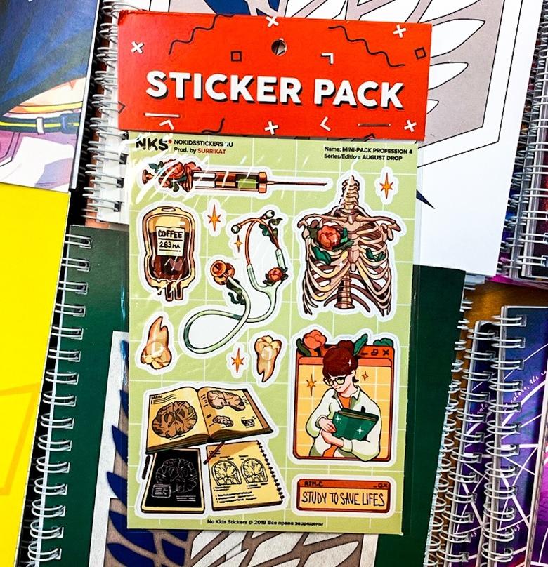 Mini-pack profession 4