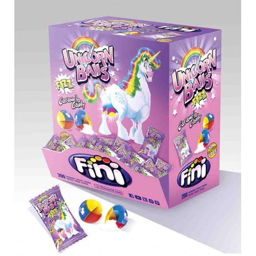 "Карамель леденцовая ""Fini"", Unicorn balls"
