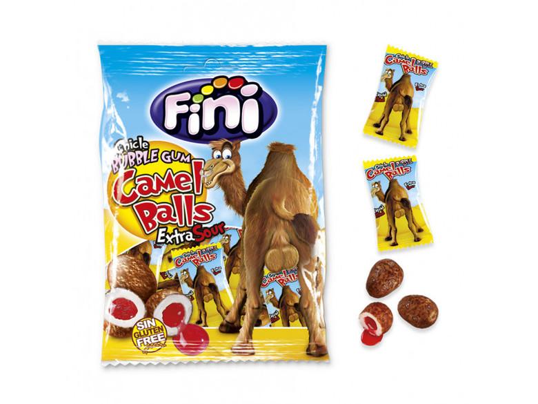 "Жевательная резинка ""Fini"", camel ball's (80 гр.)"