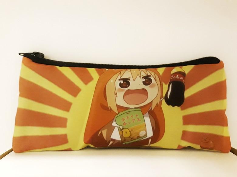 Пенал Двуличная сестрёнка Умару-чан!/Himouto! Umaru-chan (2)
