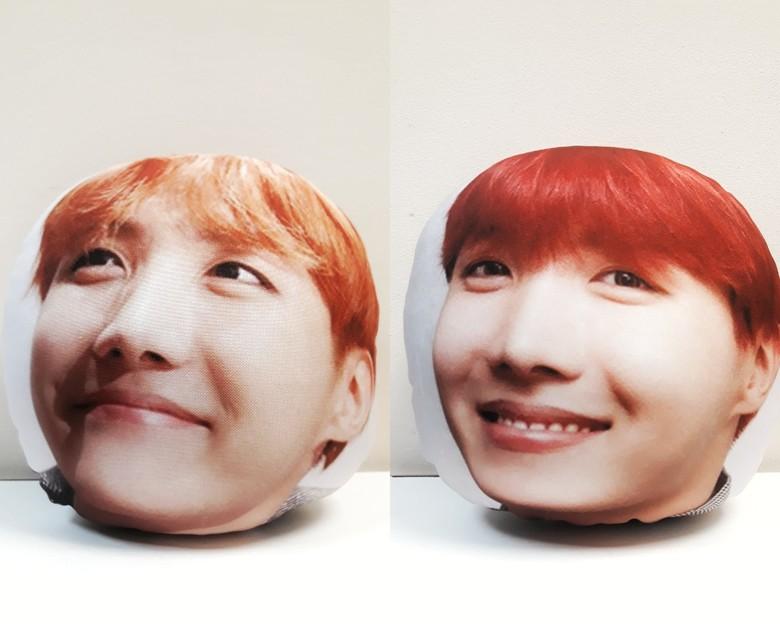Мини-подушка K-pop (2)