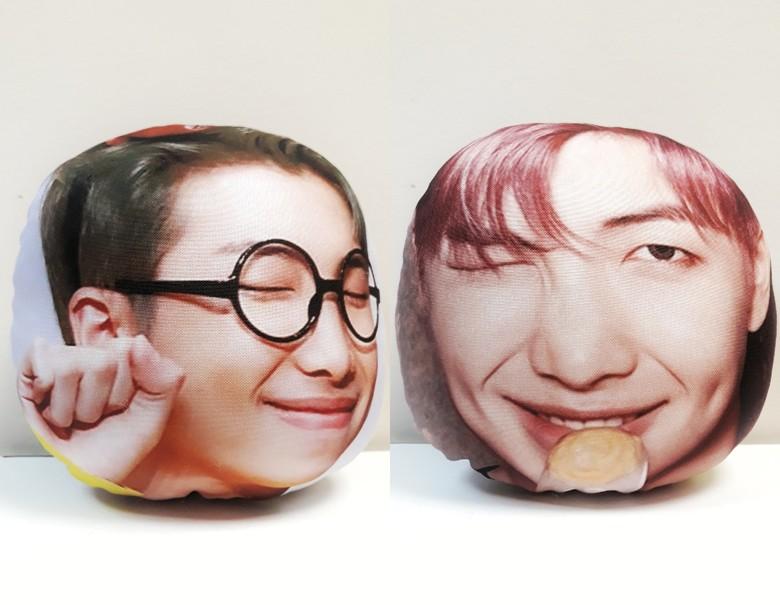 Декоративная мини-подушка BTS (3)