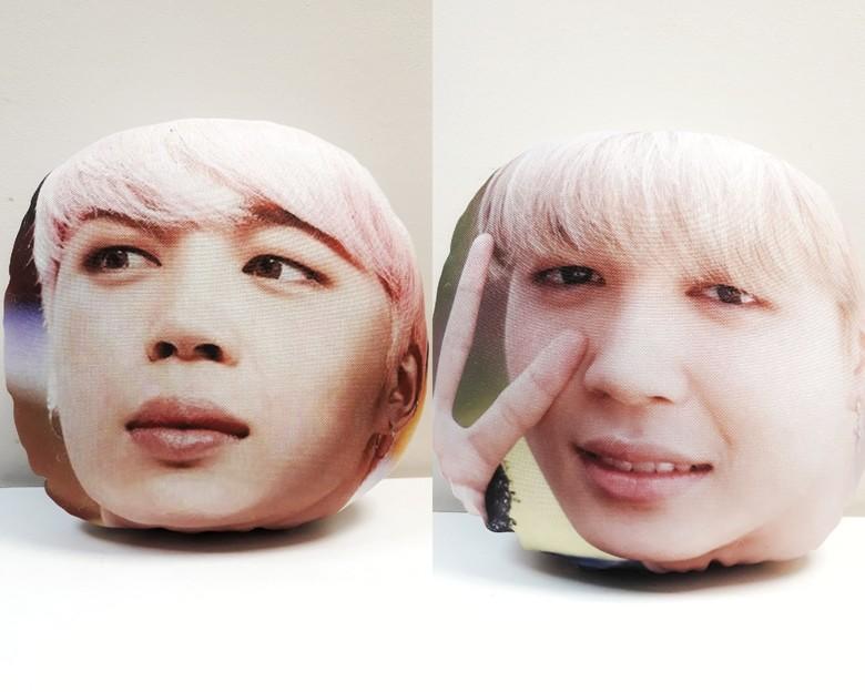 Мини-подушка K-pop (6)