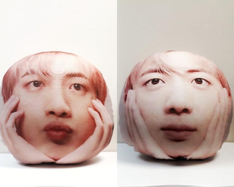 Декоративная мини-подушка BTS (6)