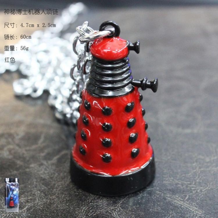 Кулон Доктор Кто/Doctor Who (2)