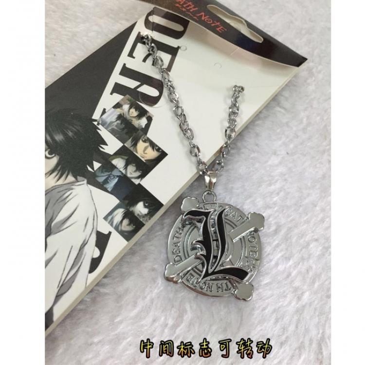 Кулон Тетрадь смерти/Death Note (3)