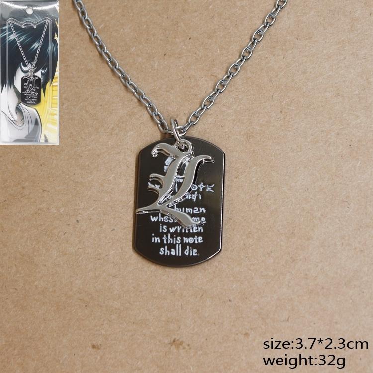 Кулон Тетрадь смерти/Death Note (4)