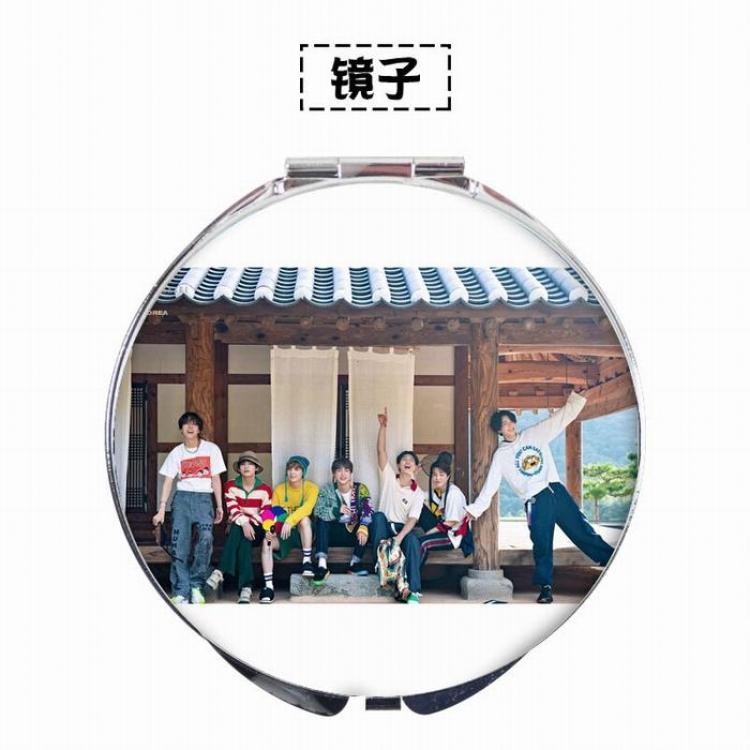 Зеркало BTS