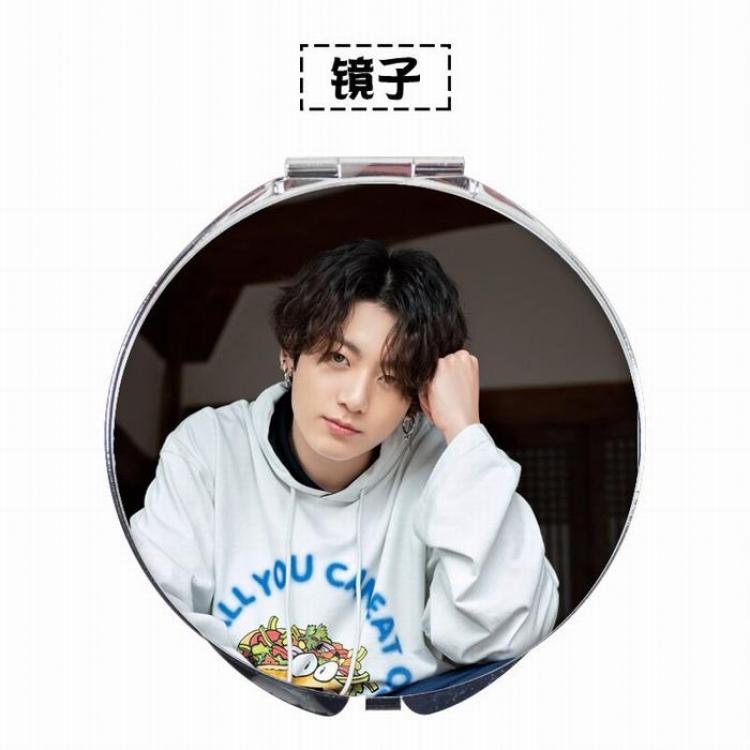 Зеркало BTS Jung Kook