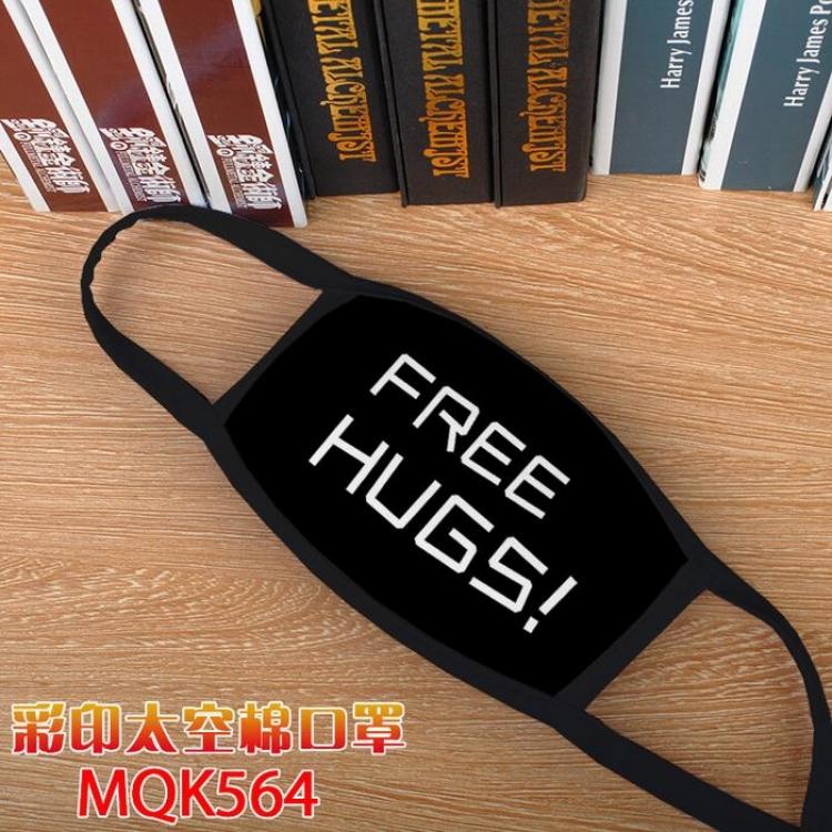 Маска FREE HUGS