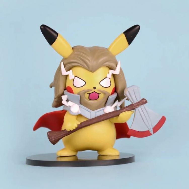 Фигурка Пикачу/Pikachu (2)