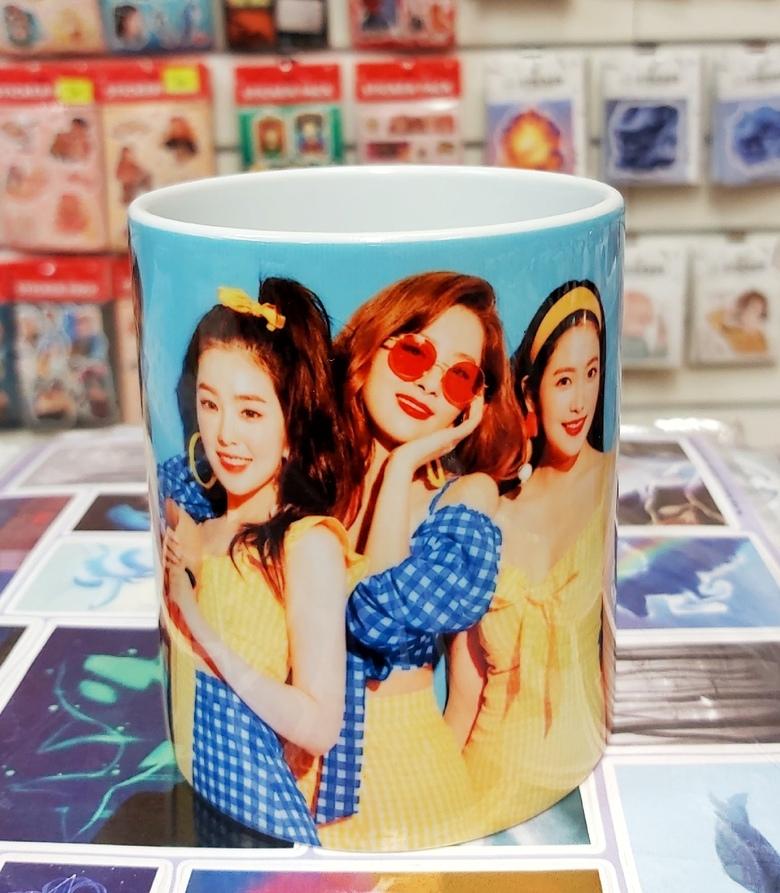 Кружка Red Velvet