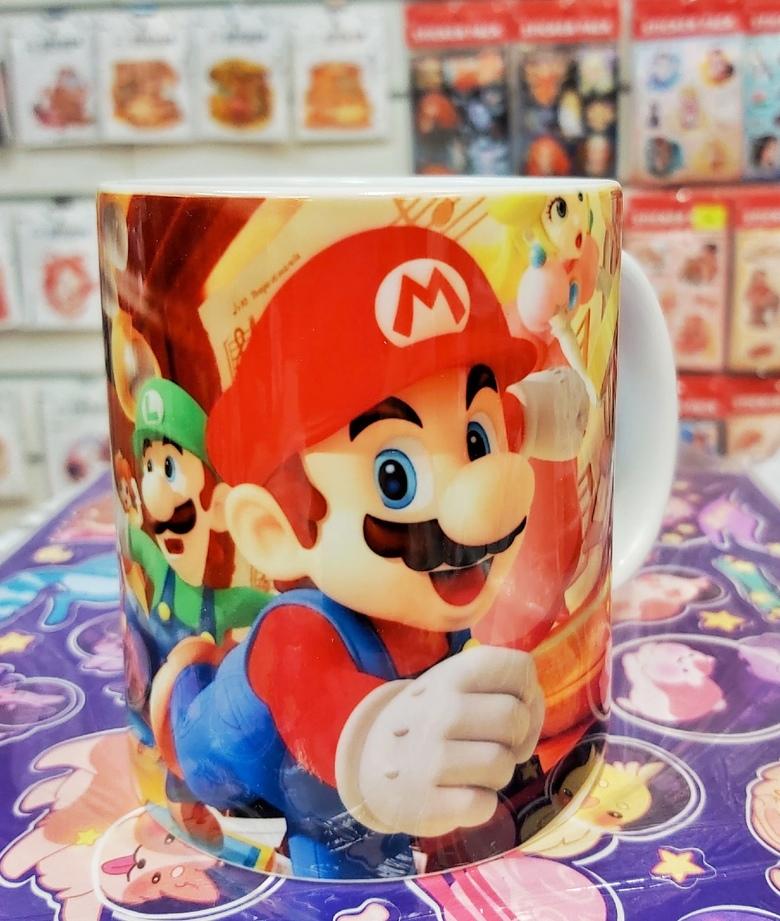 Кружка Марио/Mario