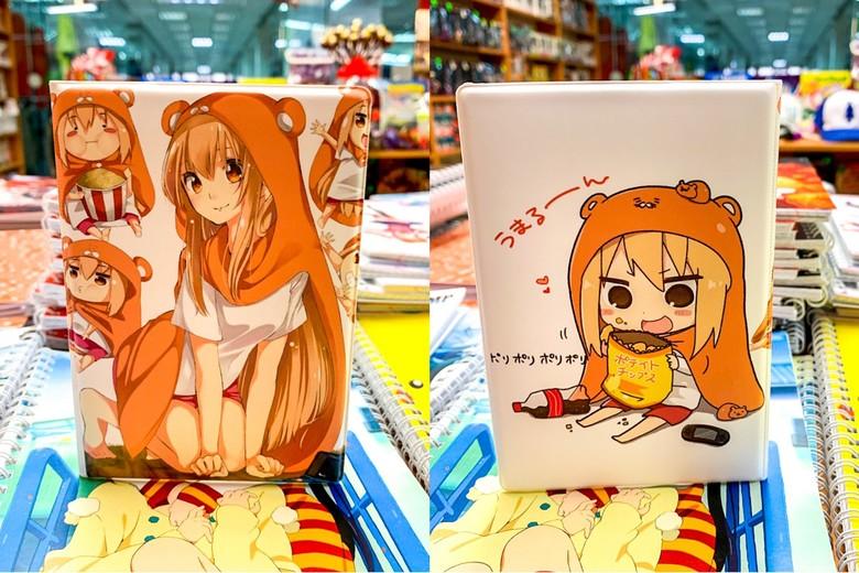 Обложка для паспорта Двуличная сестрёнка Умару-чан!/Himouto! Umaru-chan