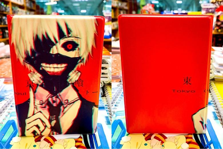 Обложка для паспорта Токийский Гуль/Токийский монстр/Tokyo Ghoul
