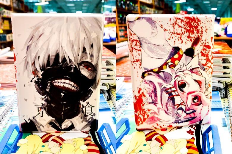 Обложка для паспорта Токийский Гуль/Токийский монстр/Tokyo Ghoul (2)