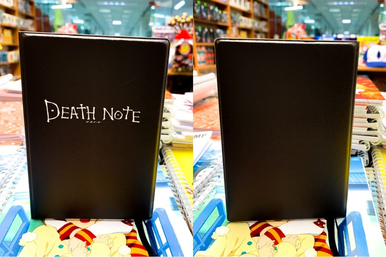 Обложка для паспорта Тетрадь смерти/Death Note