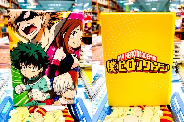 Обложка для паспорта Моя геройская академия/Boku no Hero Academia