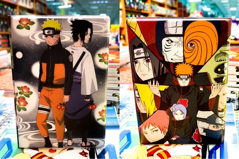 Обложка для паспорта Наруто/Naruto